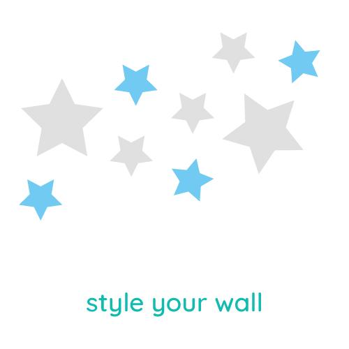Star Wall Stickers